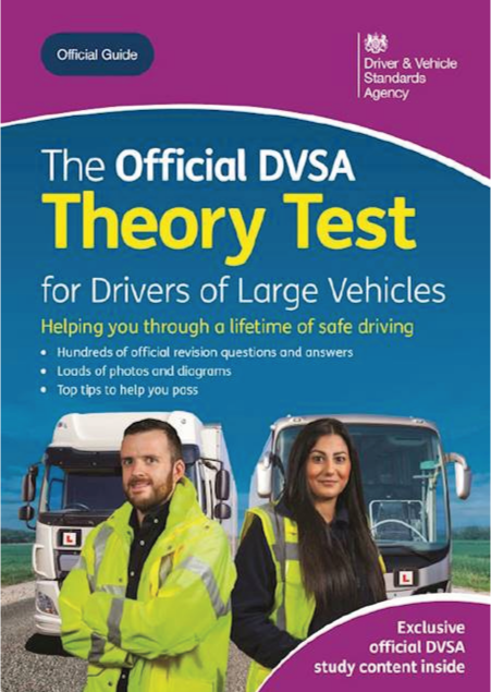 The Official DVSA Theory Test for Drivers of LGV and PCV