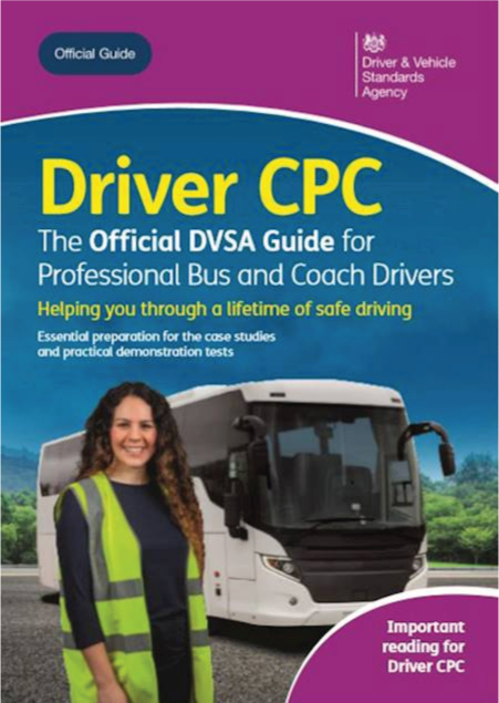 Driver CPC - The Official DVSA Guide for Professional Bus & Coac