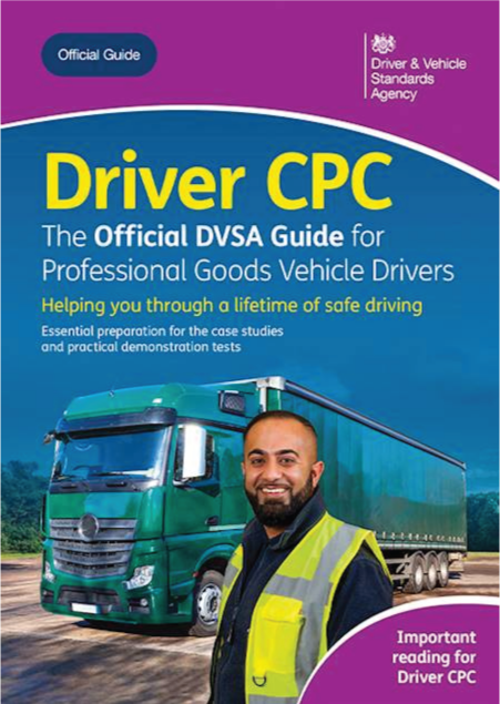 Driver CPC - The Official DVSA Guide for Professional Goods Vehi