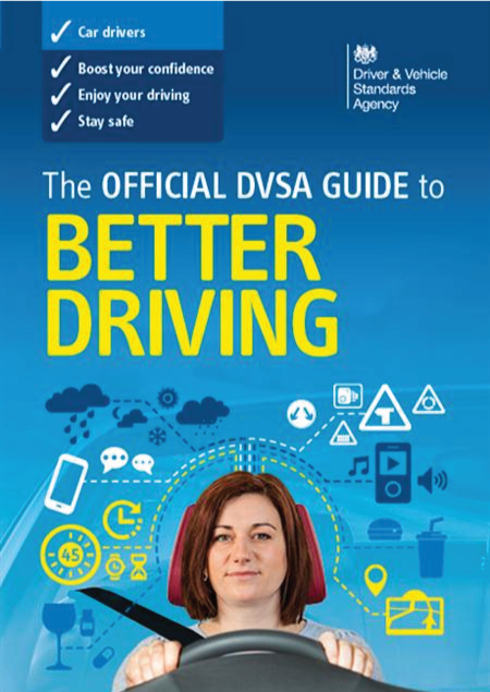 Better Driving Book